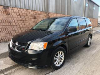Used 2013 Dodge Grand Caravan SXT - CAMERA - DVD - STOW-N-GO - ALLOYS for sale in Toronto, ON