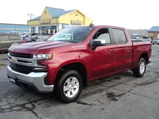 Used 2019 Chevrolet Silverado 1500 LT CrewCab 4x4 2.7L Turbo 5.5ft Box for sale in Brantford, ON