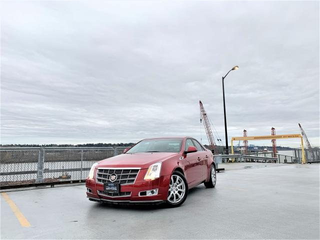 2008 Cadillac CTS w/1SB - ONLY 87K - PANO SUNROOF - NEW TIRES