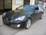 Photo of Black 2010 Hyundai Genesis Coupe