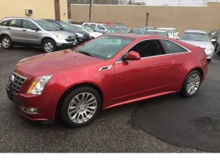 Used 2011 Cadillac CTS SOLD for sale in Toronto, ON