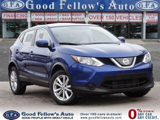 Used 2018 Nissan Qashqai S MODEL, AWD, REARVIEW CAMERA, HEATED SEATS for sale in Toronto, ON