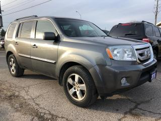 Used 2010 Honda Pilot EX, ONE OWNER, ACCIDENT FREE, WARRANTY, CERTIFIED for sale in Woodbridge, ON