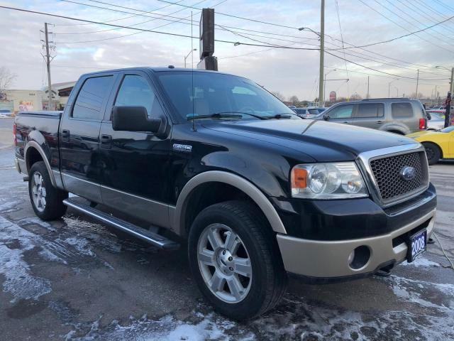 2008 Ford F-150 Lariat, ACCIDENT FREE, 3 YR WARRANTY, CERTIFIED