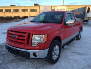 Used 2009 Ford F-150 Cabine Super 4RM 145 po XL for sale in Quebec, QC