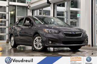 Used 2018 Subaru Impreza 2.0i Tourisme * 8 ROUES ET PNEUS * for sale in Vaudreuil-Dorion, QC