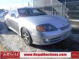 Photo of Silver 2003 Hyundai TIBURON GSR 2D COUPE V6