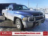 Photo of Blue 1996 Dodge RAM 1500 LARAMIE SLT 2D REG CAB 2WD