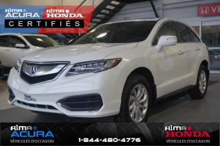 Used 2016 Acura RDX TRACTION INTÉGRALE - BASE for sale in Alma, QC
