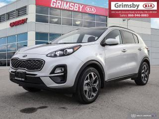 Used 2020 Kia Sportage EX for sale in Grimsby, ON