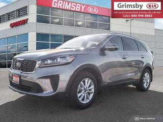 Used 2019 Kia Sorento LX AWD for sale in Grimsby, ON