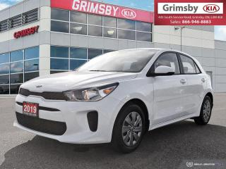 Used 2019 Kia Rio LX+ Auto for sale in Grimsby, ON