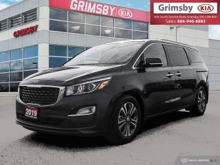 Used 2019 Kia Sedona SX FWD for sale in Grimsby, ON