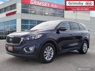 Used 2017 Kia Sorento AWD 4dr LX Turbo for sale in Grimsby, ON