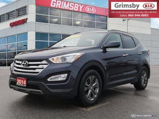 Used 2014 Hyundai Santa Fe Sport FWD 4DR 2.4L PREMIUM for sale in Grimsby, ON