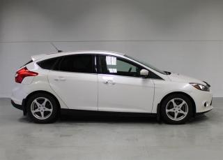 Used 2013 Ford Focus Titanium Hatchback for sale in London, ON