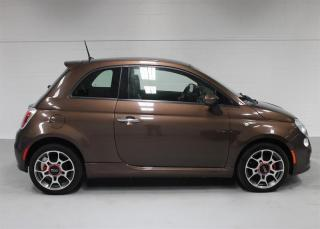 Used 2015 Fiat 500 Hatchback Sport for sale in Cambridge, ON