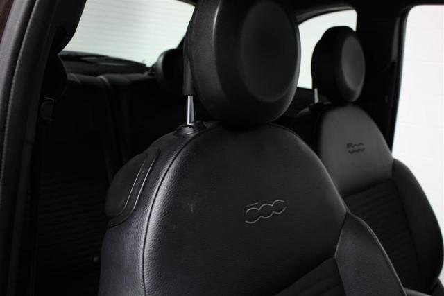 2015 Fiat 500 Hatchback Sport