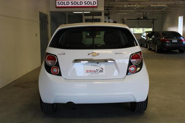 2014 Chevrolet Sonic WE APPROVE ALL CREDIT.