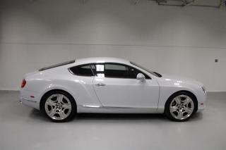 Used 2012 Bentley Continental GT for sale in Mississauga, ON