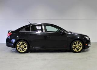 Used 2013 Chevrolet Cruze 2013 Chevrolet Cruze RS Package,Brown Leather for sale in London, ON