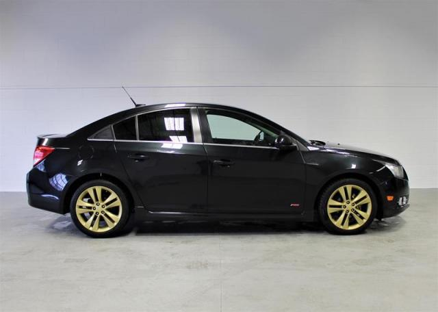 2013 Chevrolet Cruze 2013 Chevrolet Cruze RS Package,Brown Leather