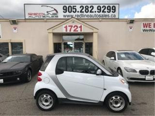 Used 2013 Smart fortwo Leather,Over 30 In Stock,WE APPROVE ALL CREDIT for sale in Mississauga, ON