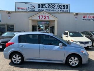 Used 2010 Nissan Versa 1.8SL,Alloys,Sunroof,WE APPROVE ALL CREDIT for sale in Mississauga, ON