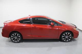 Used 2012 Honda Civic Coupe Si-VSA Navi 6sp for sale in Mississauga, ON