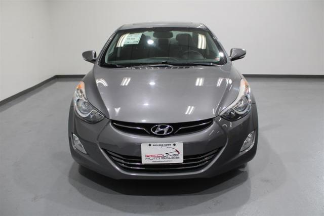 2012 Hyundai Elantra Limited w/ Nav