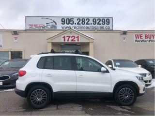Used 2012 Volkswagen Tiguan Rare Manual, Leather, WE APPROVE ALL CREDIT for sale in Mississauga, ON