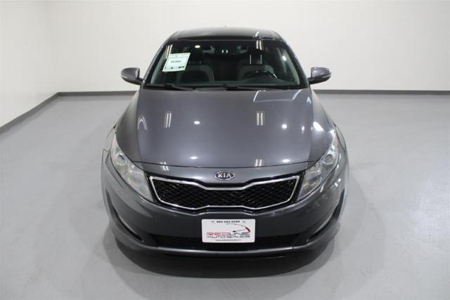 2012 Kia Optima SX at