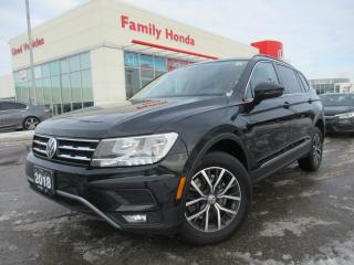 Used 2018 Volkswagen Tiguan Comfortline 4MOTION | REVERSE CAM | NAVI | for sale in Brampton, ON