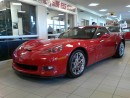 Used 2009 Chevrolet Corvette Z06 Coupe 2D for sale in Winnipeg, MB