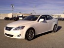 Used 2008 Lexus IS 250 Sedan 4D for sale in Winnipeg, MB