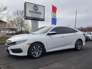 Used 2016 Honda Civic EX for sale in Cambridge, ON