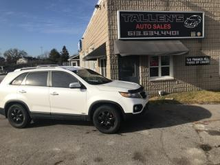 Used 2012 Kia Sorento for sale in Kingston, ON