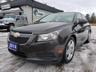 Used 2014 Chevrolet Cruze DIESEL for sale in Bloomingdale, ON