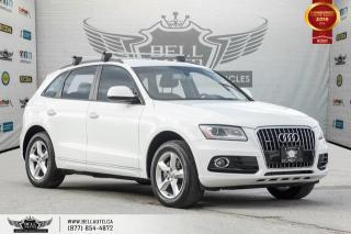 Used 2016 Audi Q5 2.0T Komfort, NO ACCIDENT, AWD, BLUETOOTH, PUSH START for sale in Toronto, ON