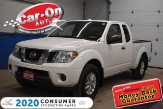 Used 2016 Nissan Frontier 4.0L V6 | SUPER CLEAN | TOW RECEIVER for sale in Ottawa, ON