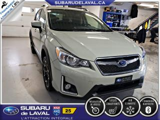 Used 2017 Subaru XV Crosstrek Touring for sale in Laval, QC