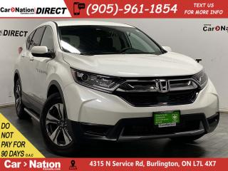 Used 2018 Honda CR-V LX| AWD| BACK UP CAMERA| HEATED SEATS| PUSH START| for sale in Burlington, ON