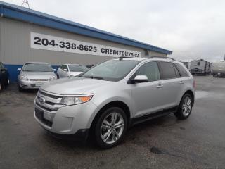 Used 2014 Ford Edge SEL 2.0L 4CYL 6SPD AUTO for sale in Saint Paul, MB