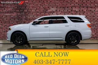 Used 2019 Dodge Durango AWD R/T 3rd Row Leather Nav BCam for sale in Red Deer, AB