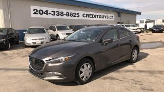 Used 2018 Mazda MAZDA3 GT Bluetooth, Rear Camera, Only 33108 KM for sale in Saint Paul, MB