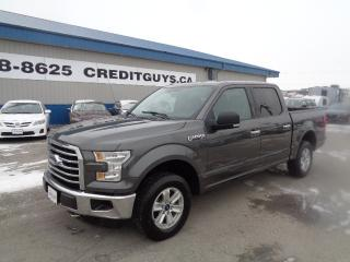 Used 2015 Ford F-150 XLT 3.5L 6CYL 6SPD AUTO 4WD for sale in Saint Paul, MB
