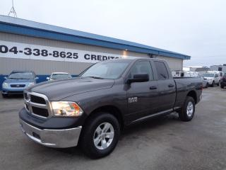 Used 2017 RAM 1500 ST 3.6L 6CYL 8SPD AUTO 4WD for sale in Saint Paul, MB