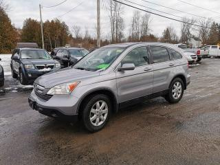 Used 2008 Honda CR-V EX-L for sale in Madoc, ON