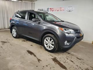 Used 2015 Toyota RAV4 LIMITED AWD for sale in Montréal, QC