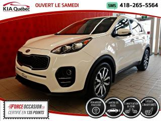 Used 2017 Kia Sportage EX* CAMERA* CARPLAY* BOUTON POUSSOIR* for sale in Québec, QC